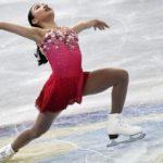 紀平梨花はトリプルアクセルで出来栄え点ゲット!逆転メダル獲得へ