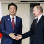 プーチンの身長は公表170cm?日露首脳会談で平和条約交渉を加速